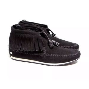 Rag&Bone Leather moccasin. Women's 8